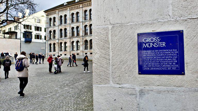 Grossmünster: a Grande Catedral | O que fazer em Zurique