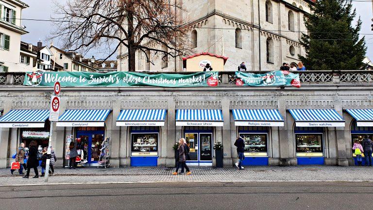 Chegada na Grossmünster: a Grande Catedral | O que fazer em Zurique