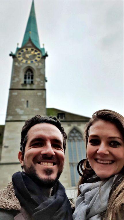 Münsterhof e a Fraumünster | O que fazer em Zurique