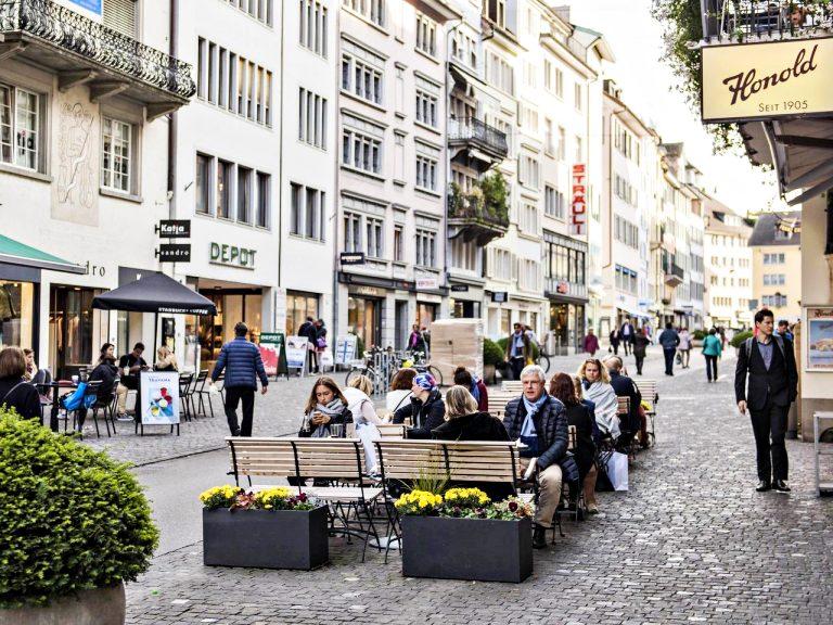 Renweg (credito: https://www.zuerich.com) | O que fazer em Zurique