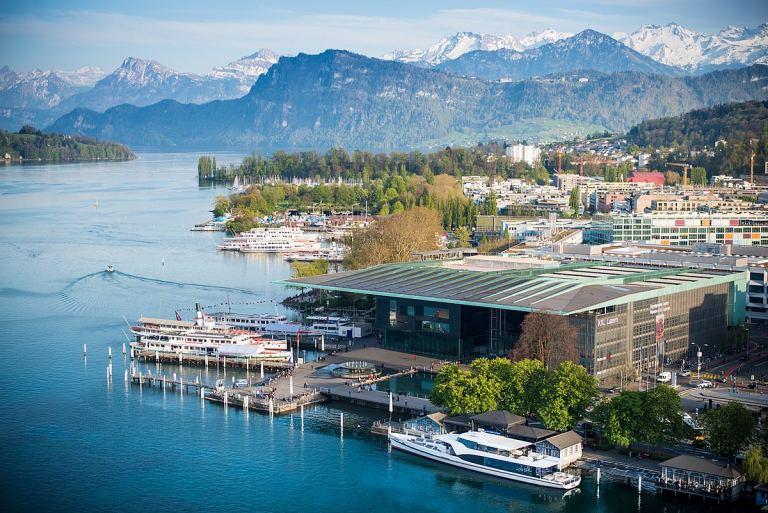 KKL - Kultur und Kongresszentrum Luzern - Centro de Convenções e Cultura