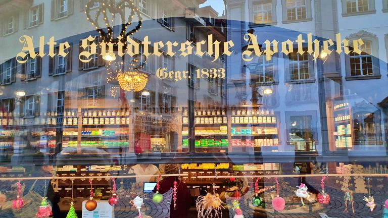 Alte Apotheke - Antiga Farmácia