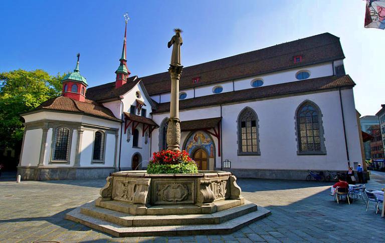 Franziskanerkirche - Igreja Franciscana