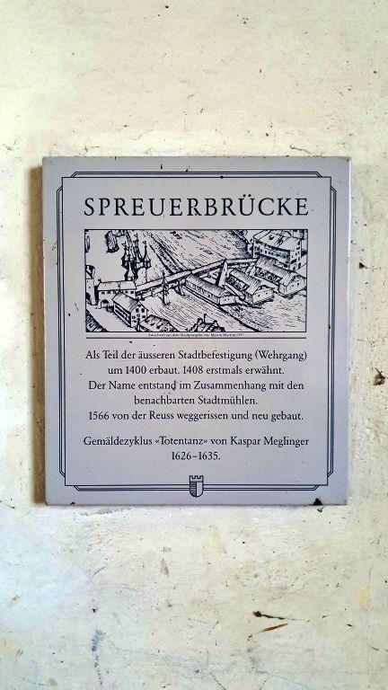 Spreuerbrücke (Ponte de Palha)