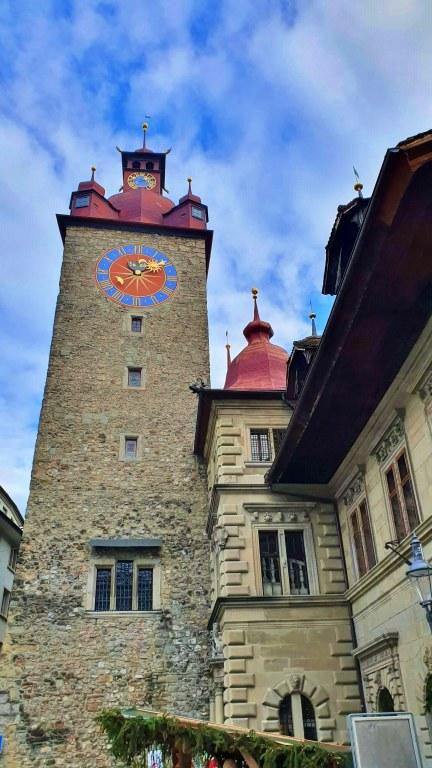 Rathaus Stadt Luzern