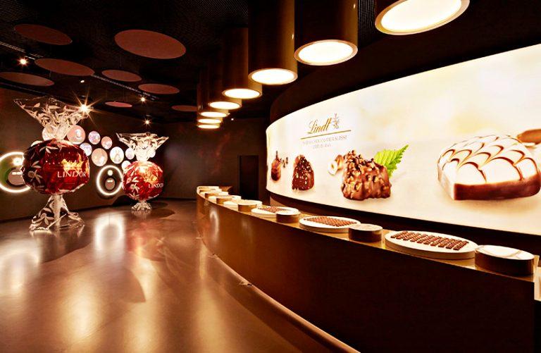 Lindt Home of Chocolate: o maior Museu do Chocolate do mundo | O que fazer em Zurique (créditos: lindt-home-of-chocolate.com)